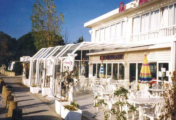 Раздвижные накрытия для летних площадок, кафе и ресторанов